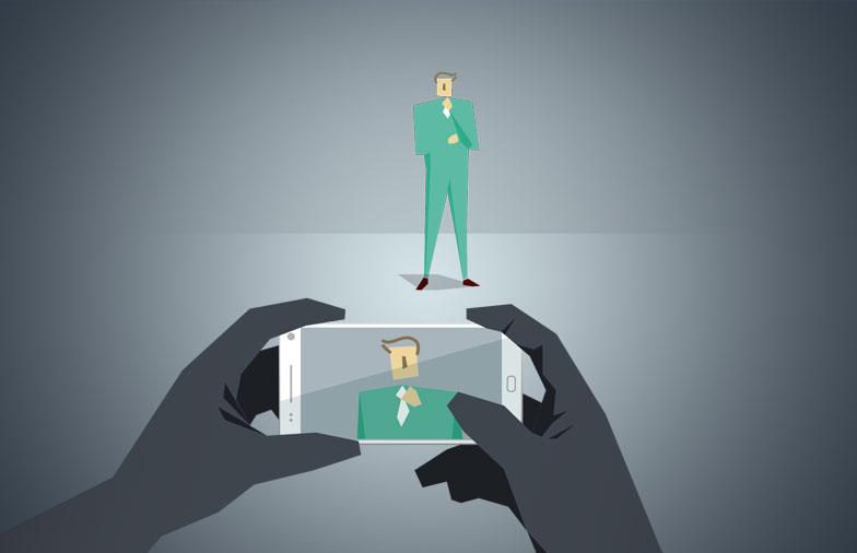 Smartphones and Selfies sourcing AI Healthcare Diagnostics